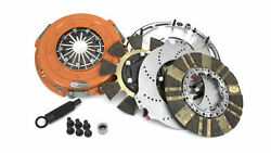 Clutch And Flywheel Kit-gas, Std Trans, Carb, Natural, 4 Speed Trans Centerforce