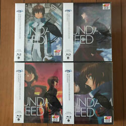 Mobile Suit Gundam Seed Hd Remaster Bluray Box 14 First Press Limited