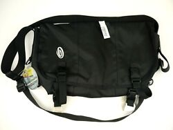 TIMBUK2 CLASSIC MESSENGER BAG LARGE BLACK NEW WITH TAGS $75.00