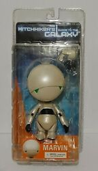 Neca Marvin Hitchhikers Guide To The Galaxy 2005 Action Figure New In Package