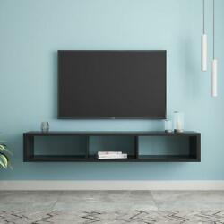 Tv Stand Wall Mounted Floating Tv Consoles Table Media Entertainment
