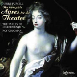 Parley Of Instrumentsgoodman-henry Purcell The Complete Ayres For The T Cd New