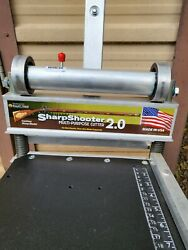 Bullet Tools - Es00-2009 9 Inch Multi-purpose Cutter Sharpshooter 2.0 Used