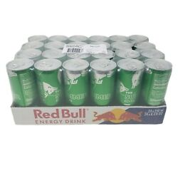 Red Bull Drink Dragon Fruit 8.4Oz 24 Pack Brand New Sealed *Limited Edition*