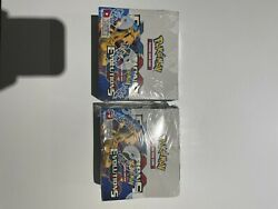 Pokemon Tcg Evolutions 72 Packs -x2 Sealed Booster Box - Express Shipping