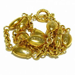 Bracelet Series Gold Metal Material Previously Owned No.4851
