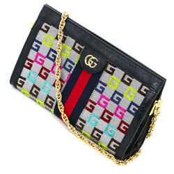 Womenand039s Bags Multi Ofidia Luluex Chain Shoulder Bag Small No.5415