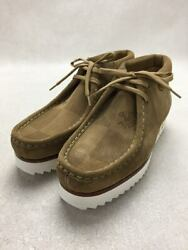 Louis Vuitton Boots Us7 Brw Suede Shoes Previously Owned No.5831