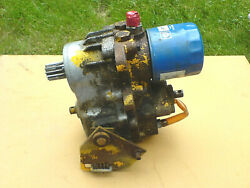 Cub Cadet Ported Pump Off A 1650. Fits Other Models. See Pictures.