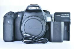 Nationwide Canon Eos 60d Body The Number Of Shutters Is Quite Small11 367 Times