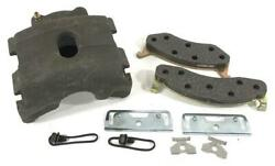 Rebuilt 1974-1998 Chrysler Dodge Ramcharger Plymouth Front Driverand039s Side Caliper