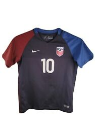 Large Christian Pulisic 10 Chelsea 20/21 Home Football Jersey Youth Soccer