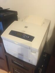 Xerox Phaser 8560/dn - Solid Ink Color Printer - Duplexer, Network Ethernet