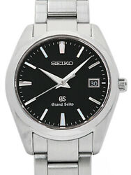 Grand Seiko Gs Battery Replacement Finished Sbgx061 9f62-0ab0 0n Turn No.5331