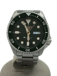 Seiko Sports Selfwinding Watches Analog Stainless Grn Clothing And No.5176