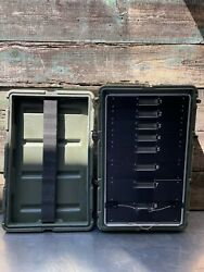 33x21x12 Hardigg Pelican Wheeled 472 Medchest 8 Military Medical Case Chest Roll