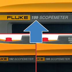 Fluke 192 Or 196 Upgrade To 199 Scopemeter - Hardware, Firmware, And Calibration