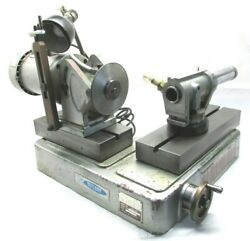 Cuttermaster Endmill Sharpener And Tool Grinder W/ 5c Air Spindle - Fcg-30