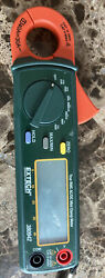 Extech 380942 Clamp Meter 30 A 0.9 In 23 Mm Jaw Capacity Cat Iii 300v