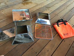 Pryomid Outdoor Cooking Systems 8 Stove Unused