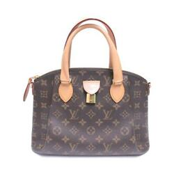 Louis Vuitton Ribory Pm 2way Shoulder Bag Pvc Coated Canvas Women And039s No.4750