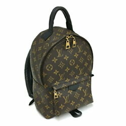 Louis Vuitton Monogram Palm Springs Backpack Pm M41560 Day Pack Old No.4723