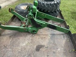 John Deere Tractor Front Mount Three 3 Point Hitch Kit