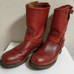 Red Wing Engineer Boots Redwing