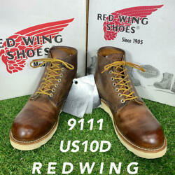 Reliable Quality 0277 With Box 9111 Red Wing Redwing10d Shipping Included 28