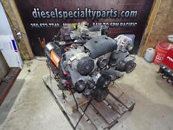 2002 Ford F350 F250 7.3 Diesel Engine 158k Miles Exc Runner No Core Charge
