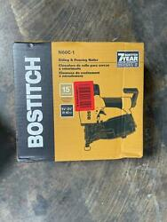 Bostitch N66c-1 12-1/4 Long 15-degree Industrial Lightweight Coil Framing Nailer