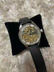 Ulysse Nardin Manual Winding Antique Menand039s Watch With 2 Belts
