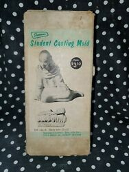 1960 Duncan Molds Sm 940a Mary And Child Nativity Slip Casting Ceramic Molds