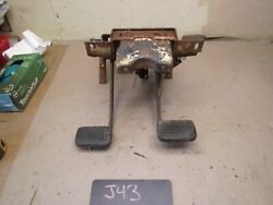 1961 1964 Ford Unibody Truck F100 Brake Clutch Pedal Assembly 60 61 62 63 64 Oem