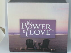 Power Of Love 9-cd Box Set - Time Life, Phil Collins, Vanessa Williams, , Very