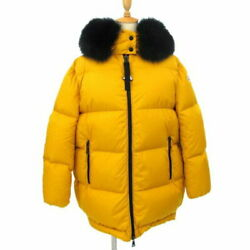 Moncler Down Jacket A Rank Used From Japan Fedex No.7695