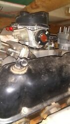 Vintage 1985 Ford 302 Engine Complete Flat Lifters Wisconsin