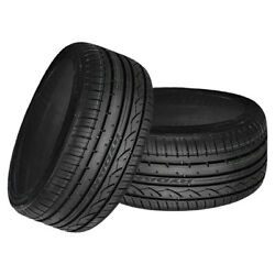 2 X New Rydanz Roadster R02 195/55/15 85v Performance Radial Tire