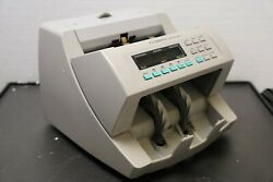Cummins Jetscan Currency Counter Model 4062 Exlnt Working With Warranty