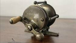 Indian Indiana Vintage Single Action Fly Reel 40 Small Antique Also In The