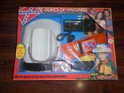 Rare The Dukes Of Hazzard Playset By Hg. Unused In Box And Complete.