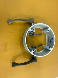 Edson Standard Clutch And Throttle Control Dual Handle Used / Good Condition / S