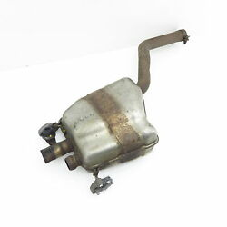 Rear Exhaust Silencer Left Bentley Flying Spur 4w 6.0 W12 Silencer Exhaust