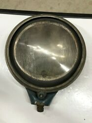 Large Early Vintage Ryan-lite Automobile Head Lamp Light Car Fire Truck Old Part