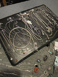 Scrap Silver And Gold Filled Lot