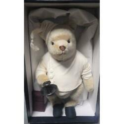 New Winnie The Pooh Limited Edition By R John Wright Handmade Doll