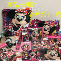 Rare Rare New Unopened Disney Imagining Minnie Liveaction All 11 Points