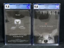 Stray Dogs 1/ Poltergeist And Blair Witch Variant/ Cgc 9.8/ Image Comic/ 500 Run