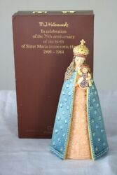 Statue Of Our Lady And Child By Hummel Hummeland039s 75th Anniversary Limited Edition