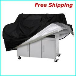 Bbq Cover Waterproof Grill Accessories Barbecue Covers For Weber Gas Large Cover